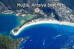 شواطئ انطاليا و موغلا الأفضل في تركيا!
